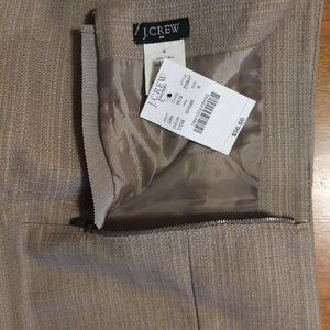 J. Crew Skirts - NWT J. Crew Factory A Line Style Skirt 6